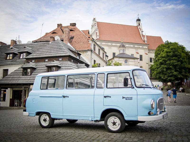 PhotoBus w Kazimierzu Dolnym