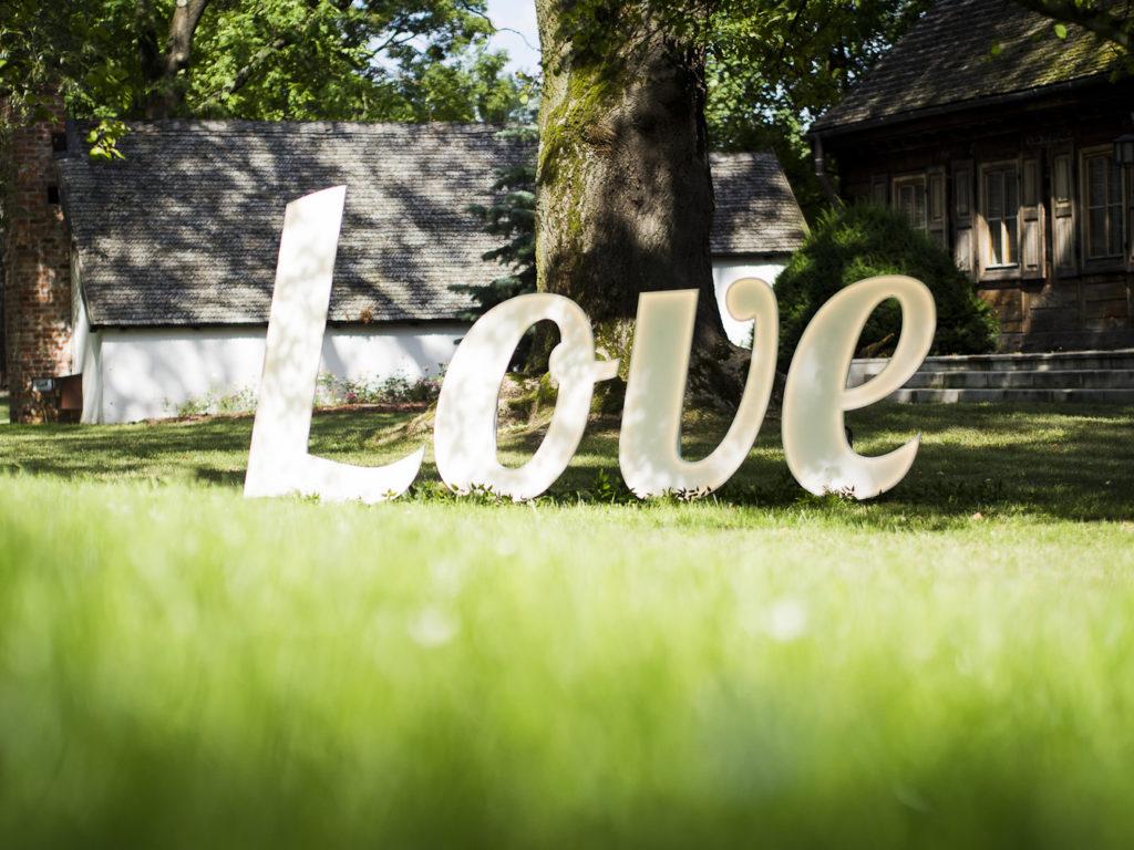 love wesele
