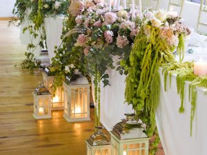 dekoracje wesele