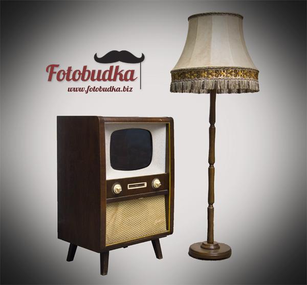 fotobudka telewizor