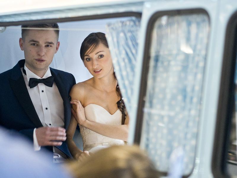 fotobus na wesele