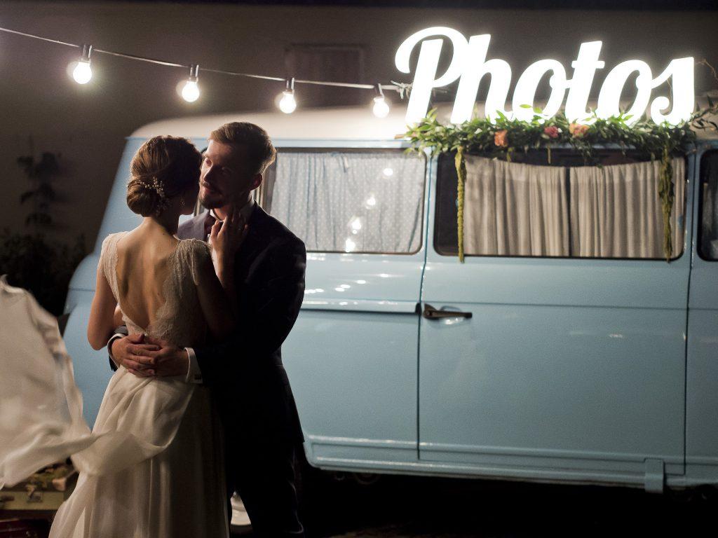 fotobudka w samochodzie