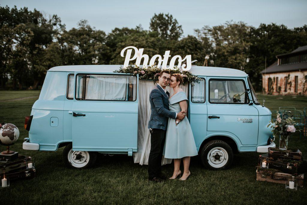 PhotoBus - Kasia i Grześ
